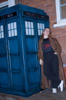 Timelord Trench coat 1 by aoifasd