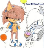 HAPPY 17TH BIRTHDAY SONAR! by XCherishedMemoriesX