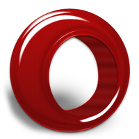 3D Opera Browser Icon by WampiruS