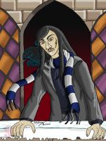 Thanatos in Ravenclaw by Thagirion