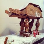 Star Wars Gingerbread Walker by Kronos1410