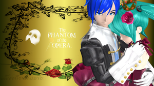 Phantom.of the Opera by HappyNegativeGuje