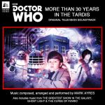 More Than 30 Years In The TARDIS CD Front Cover by Cotterill23