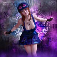 Clockwork Sensuality by RavenMoonDesigns