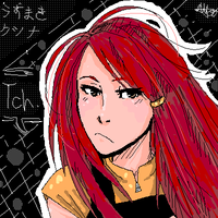 Kushina : Tch by starchiishio