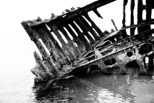 Peter Iredale1 by annzoo