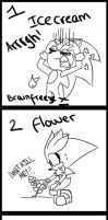 10 Doodles meme - sonic style by ricaHama