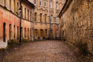 Vilnius, the old town by StefanyKK
