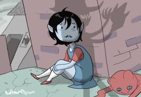 It wasn't me - It was the crown by LunaMiel