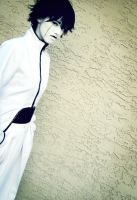 WIP COSPLAY: Ulquiorra by Raenstrife