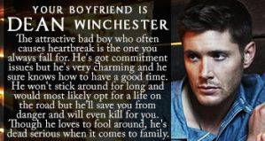 Who is my Supernatural Boyfriend?? by StyxxsOmega