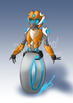 Auction Adopt - 4 Transformer (SOLD) by Skitterloo