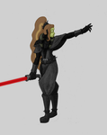 Sith Acolyte - Adagio by Madness-with-Reason
