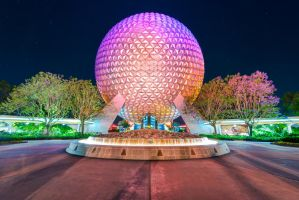 Spaceship Earth by shaderf