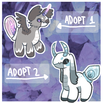 (CLOSED) First Gemxol Adopts by xPhoenixCat