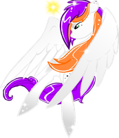 AtomicAwesome my new pony character! by SocialAwks