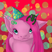 Happy B-day Gummy! by harecandy