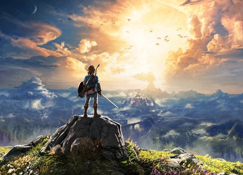 The Legend Of Zelda: Breath of The Wild   4K by NurBoyXVI