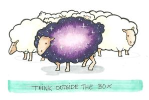 Think Outside The Box by Leh-xp