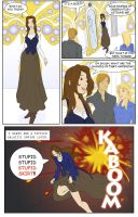 Fem-Doctor - Skirting Disaster by Bonjman