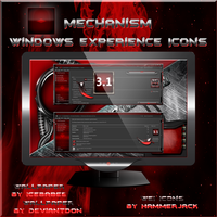 Mechanism WEI icon and white background mod... by mTnHJ