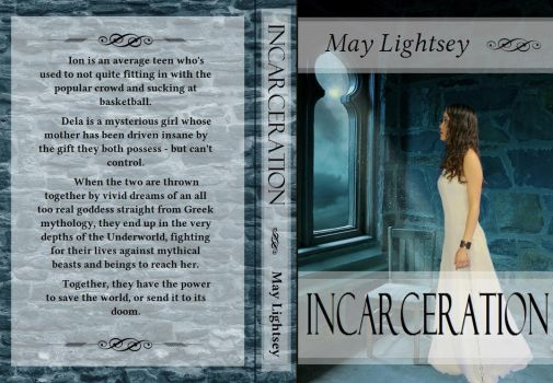 Incarceration Book Cover by LuluLullaby2012