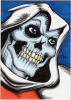 Task Master sketch card by The-Standard