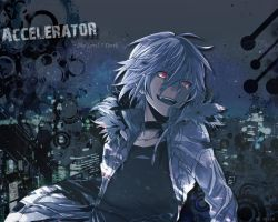Accelerator The Level 5 Devil - To Aru Majutsu by Takuneru