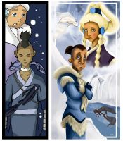 You vs. You: Avatar_Sokka Part by NikiVandermosten