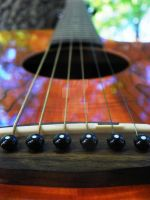 Luna Guitar String View by OutBack-Art