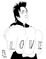Jacoby Shaddix by DarkFurianX