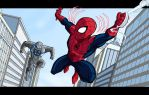 Marvel Infinite Comics: Ultimate Spider-Man 4 by LucianoVecchio