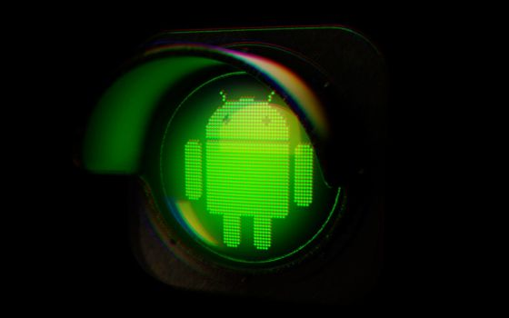 Android Green Light by thefjk