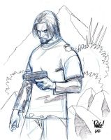 SAWYER by Wieringo