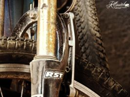 Old bike parts by killswitch90