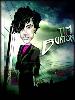 Going for a Burton by Welchtoons