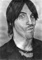 Anthony Kiedis by Joan95