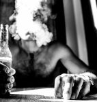 Self .ps..smoking kills ,one day i will realise it by lomatic