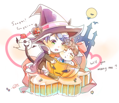Halloween by Ricemo