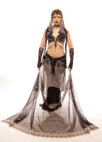 STOCK - Tribal Fusion Belly Dancer - Apsara 13 by Apsara-Art