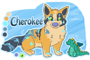 Cherokee by m00nster