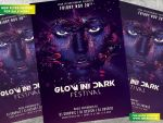 Glow in the Dark Festival by HDesign85