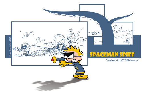 Spaceman Spiff by BenStation