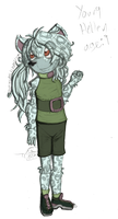 Concept: Young Hellen by Lavenkitty