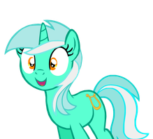 Excited Lyra by skyscraper6