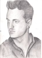 Matthew Perry by Super-Midget