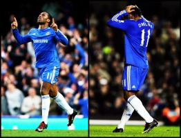 Didier Drogba by Mutulix