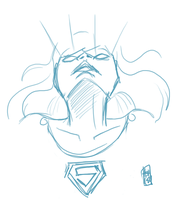 Supergirl by picklenation