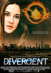 Divergent Movie Poster by angiezinha