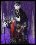 Johnny Depp as Barnabas Collins in Dark Shadows 2 by notjustone